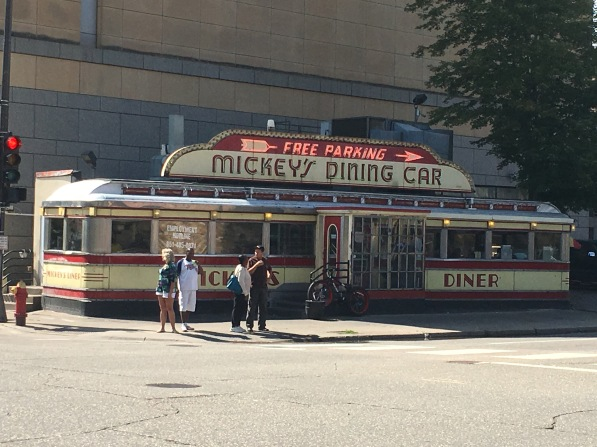 Mickey's Diner 1