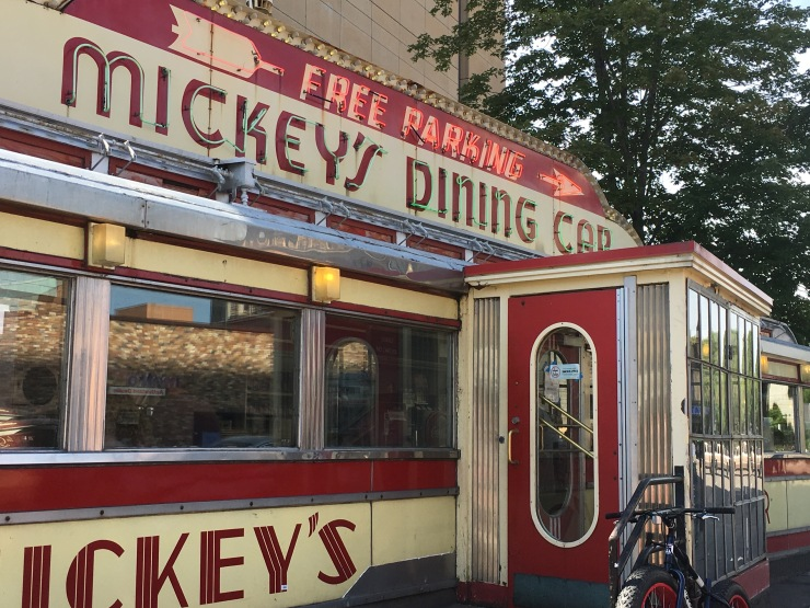MIckey's Diner 2