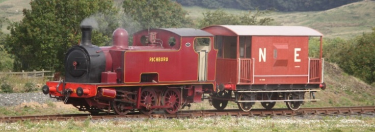 Aln Valley Railway 1